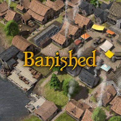alternatives to banished - games like banished