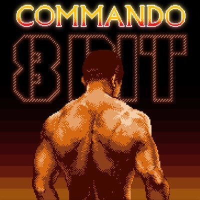 alternatives to 8-bit commando - games like 8-bit commando