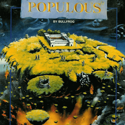alternatives to populous - games like populous