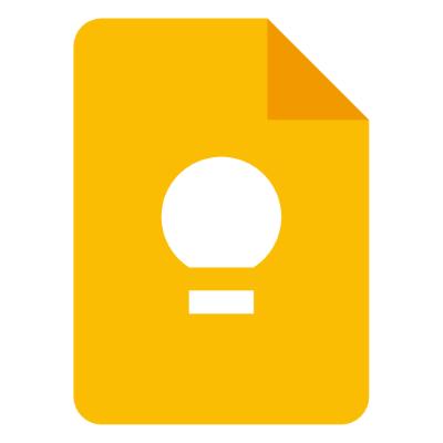 alternatives to google keep - apps like google keep