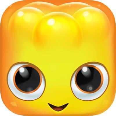 alternatives to jelly splash - games like jelly splash