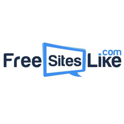 alternatives to freesiteslike - sites like freesiteslike