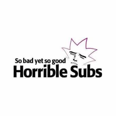 alternatives to horriblesubs - sites like horriblesubs
