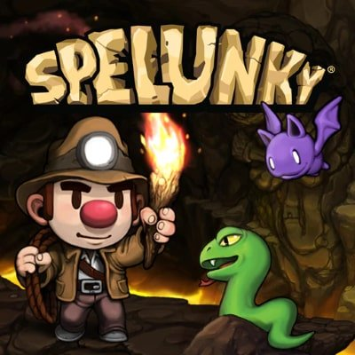 alternatives to spelunky - games like spelunky